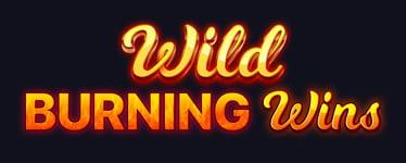 wild burning wins logo