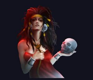 mayan ritual ragazza