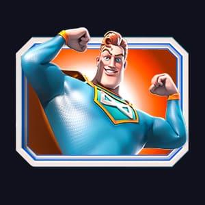 spinfinity man simbolo