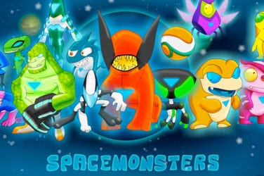 Space Monsters HD