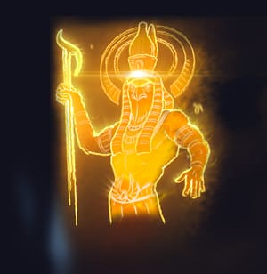 merccy of the gods simbolo