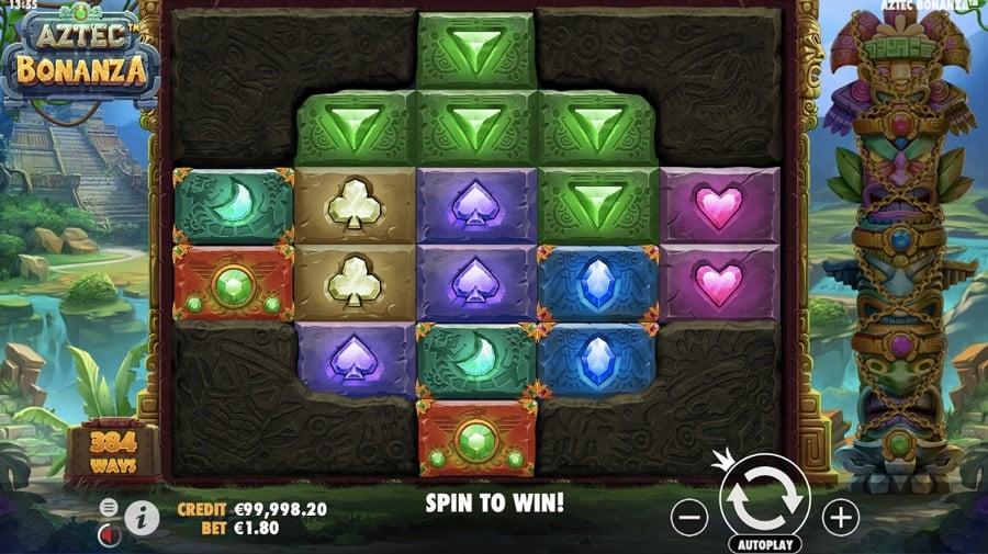 Spiele Aztec Bonanza - Video Slots Online