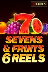 Sevens & Fruits 6 Reels