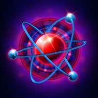 reel-attracton-simbolo-atomo